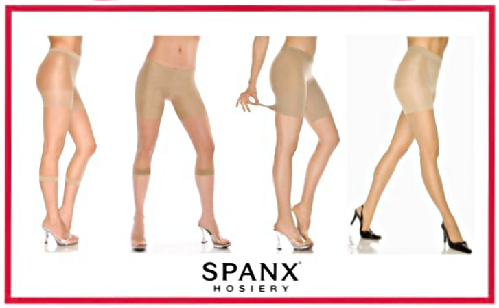 Thanks to all that Lycra, Spanx has captured the attention and wallets of just about every women.  Not just for women though, in 2010, Spanx launched a men's line.