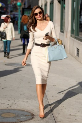 Wearing white after labor day? Go ahead but try mixing your white dress with other colors