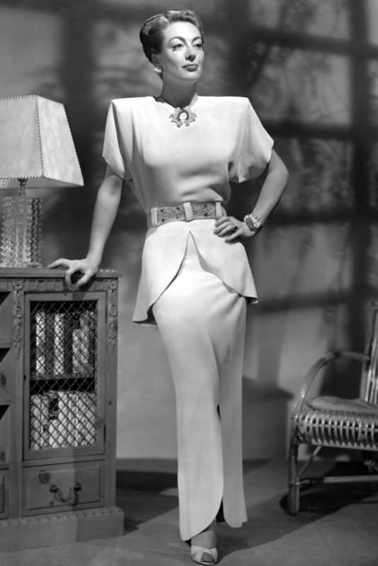 Joan Crawford from the 40s