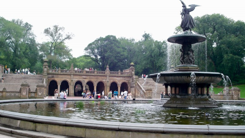 Bethesda Fountain & Terrace