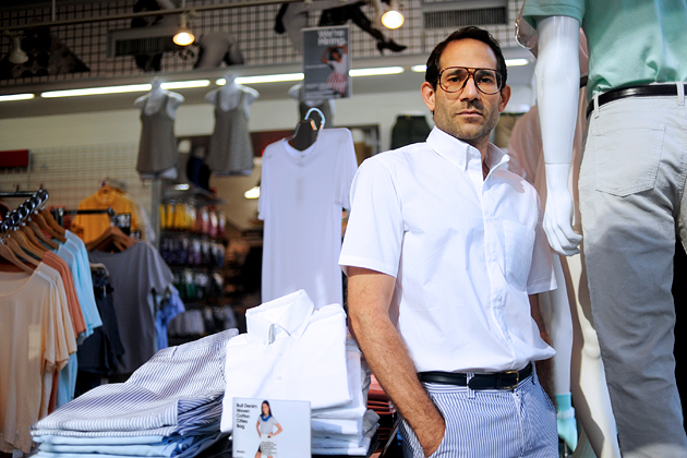 Dov Charney founder and former CEO of American Appareal