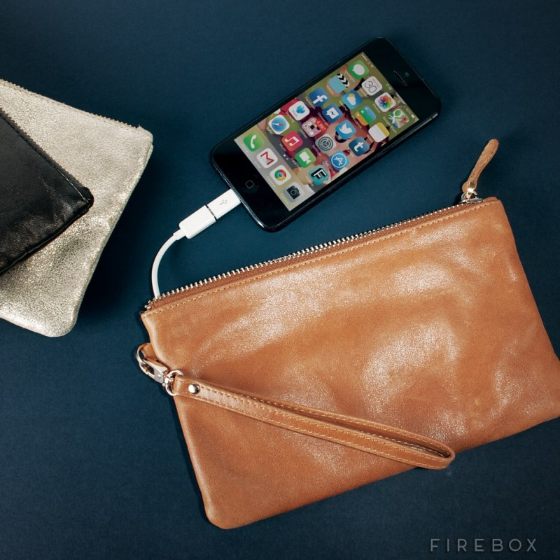 Mighty Purse phone charger