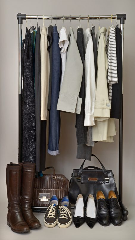 A Case For A Capsule Wardrobe-The Only 20 Items You Need