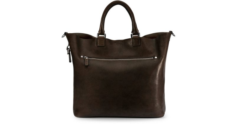 Large leather tote from Shinola. Made in the US $995