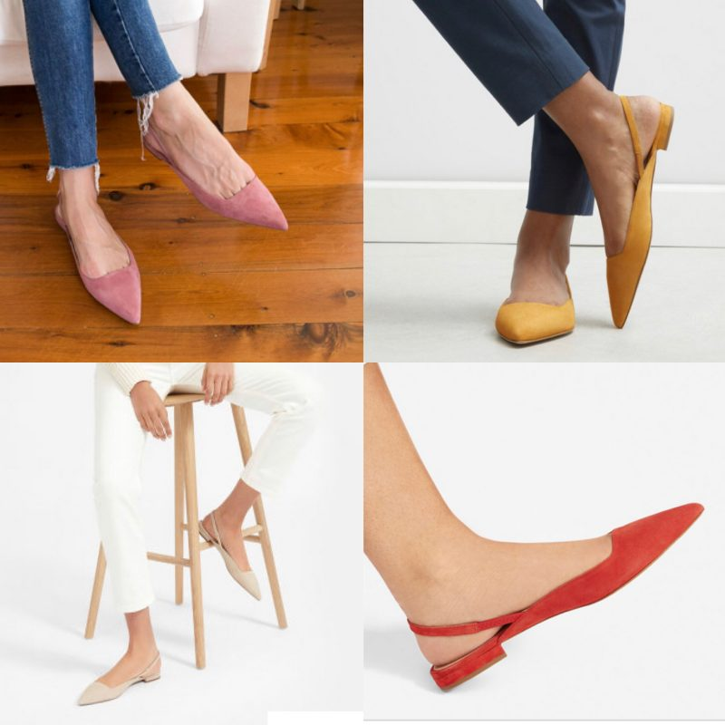 Style In These Summer Flats